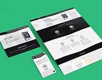 Pagina Web para la empresa Innova Prosystem