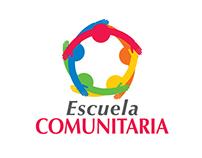 Escuela Comunitaria - Imagen Corporativa