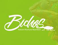 Diseño de logo   Bichos ccs.