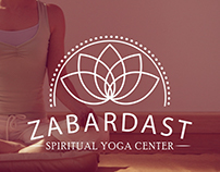 Spiritual Yoga Center Brochure