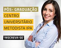 Pós-Graduação Centro Universitário Metodista IPA