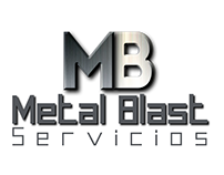 Logo Metal Blast