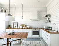 Kitchen - Render