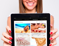 ClubCupón App para iPad