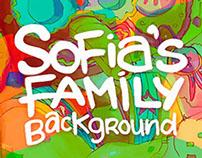Sofia´s Family Typography