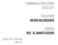 REQ - EL AMANTE (COVER)