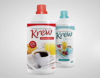 Krew - Identidad y Packaging
