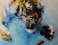 Ilustración / Tigre
