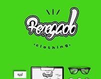 Renegado clothing branding