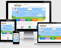 Monan - Site feito em Wordpress.