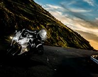 Motocicleta - Photoshop