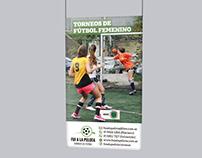 """Sistema de banners """"Fui a la Pelota. Torneos de Fútbol"""""""