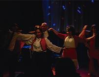 Fiesta Griega | Escenografía teatral