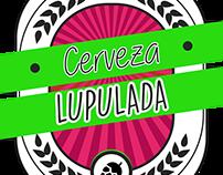 Logo Cerveza Lupulada