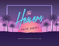 """Faith Chapel SD """"The Heavens"""""""