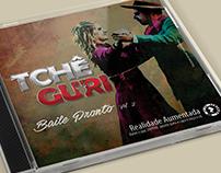 Capa do novo álbum do Tchê Guri