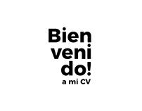 Mi Curriculum Vitae (SPANISH)