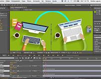 Vídeo Animación Spot Audiovisual - Lince Solutions