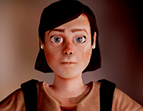 Personagem - Anne