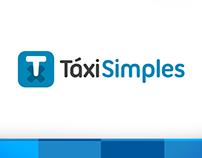 UI/UX app - TáxiSimples - 2