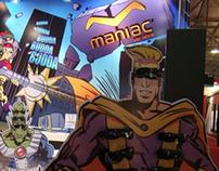 MANIAC - Stand Optiferia