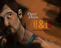 Daryl Dixon FanArt