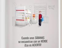 Campaña institucional - Acierto Inmobiliario