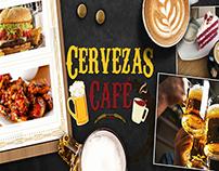 Cervezas Cafe