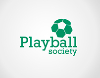 Logo Playball JF