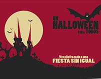 Tarjeta para Halloween