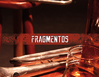 Pullout and cover CD Fragmentos