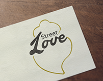 Street Love   Identidade Visual