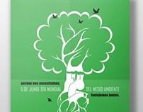 Afiche Medio ambiente