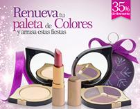 Catálogos para líneas cosméticas