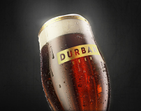 Durban Beer_Identidade Visual e rótulos
