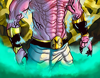 Dragon Ball Z - Majin Boo (Super)