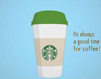 Starbucks web spot