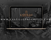 Castilllo Properties | Web Design and development