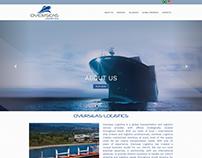 Overseas website