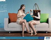 Campanha de Crédito Pessoal do Banco de Brasilia