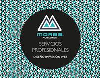 MORBA Publicitos Servicios Diseño Gráfico