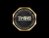 TWINS MMA - Creación de Logotipo