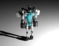 3D y desarrollo de personajes ilustrados