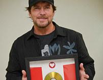 Pearl Jam - Gold Award