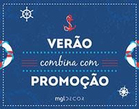 Campanha Verão | mglDECOR