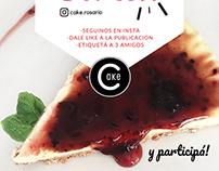 Diseño y concepto. Colección Azúcar - Posts para redes