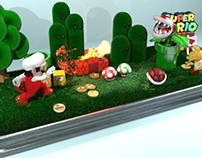 Super Mario Fanart