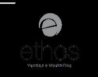 Logotipo - Ethos; Vendas e Marketing