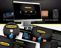Backline Branding, Web & Creative