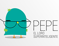 Pepe, el loro superinteligente